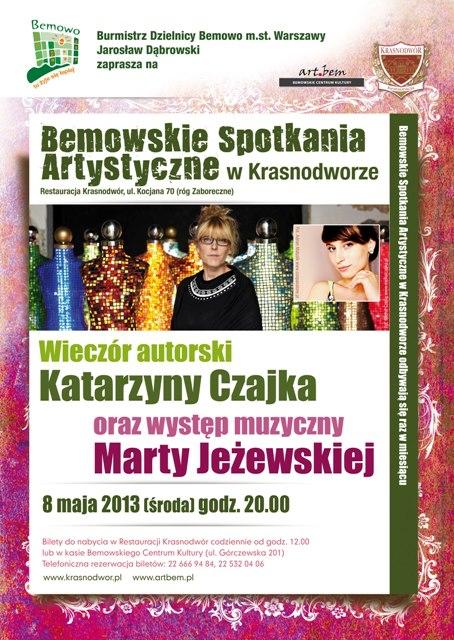 11 edycja Bemowskich Spotkań Artystycznych